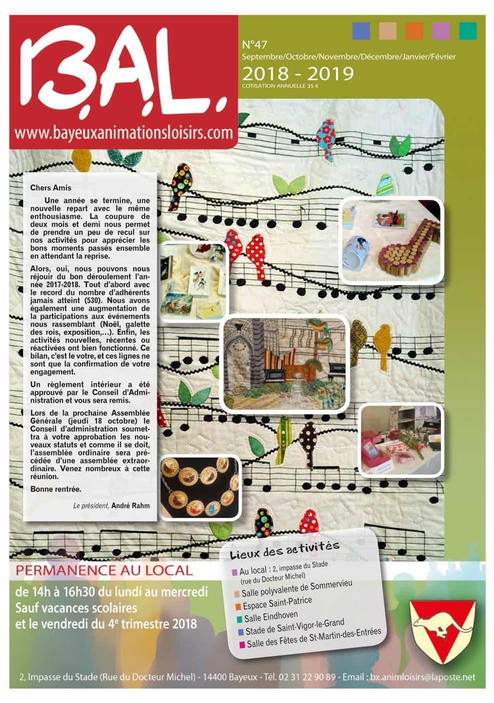 Bulletin 4700